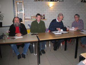Jaarvergadering 2014