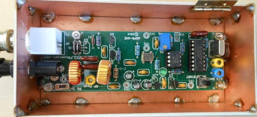 W5OLF WSPR kit